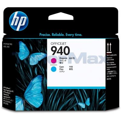 HP OFFICEJET PRO 8000 NO 940 PRINTHEAD MAGENTA AND CYAN